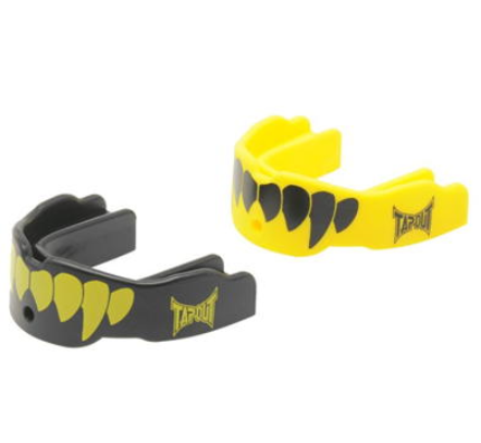 Tapout 'Fangs' Gumshield Double Pack