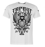 Tapout 'Flock' T Shirt White