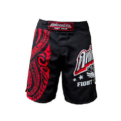 Animosity 'Tribal2' MMA Shorts Black