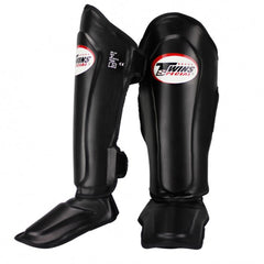 Twins Special Shin Guards Black