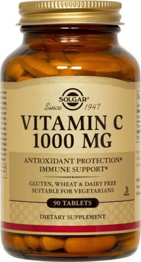 Vitamin C 1000 mg 250 Tablets