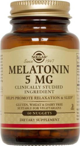 Melatonin 5 mg 60 Nuggets