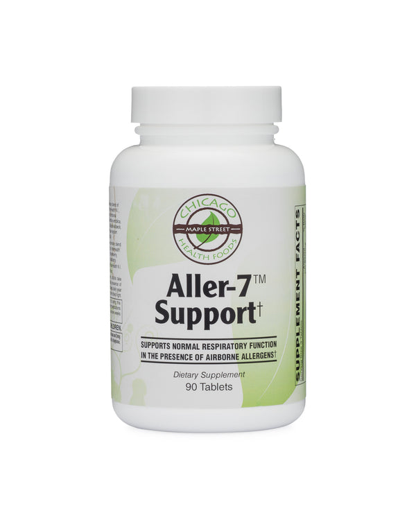 Aller-7 Support-supplement-Chicago-Health-Foods