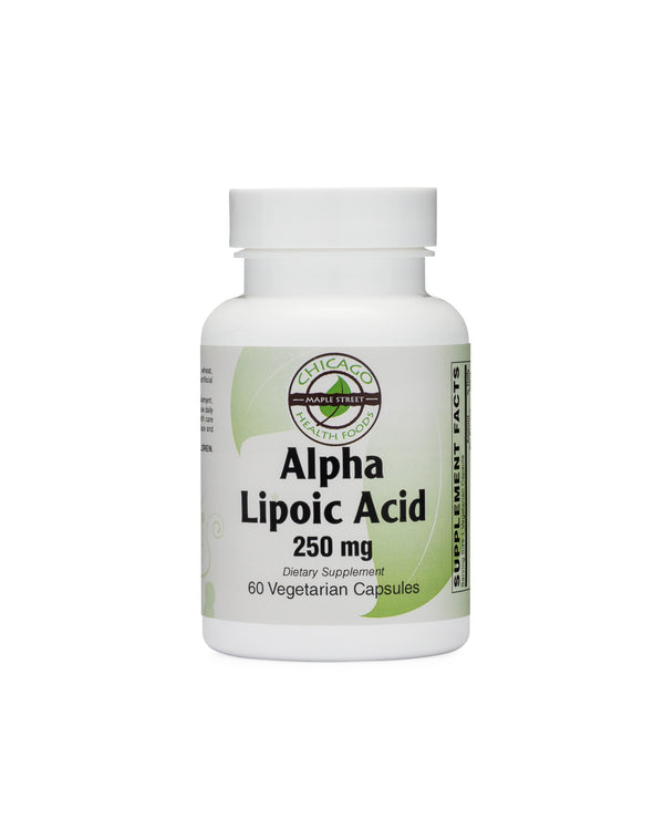 Alpha Lipoic Acid-supplement-Chicago-Health-Foods
