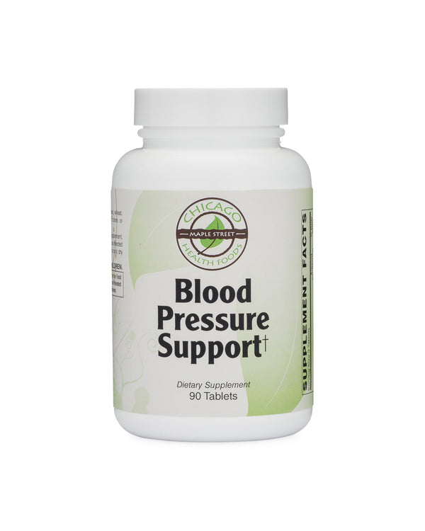 Blood pressure-supplement-Chicago-Health-Foods