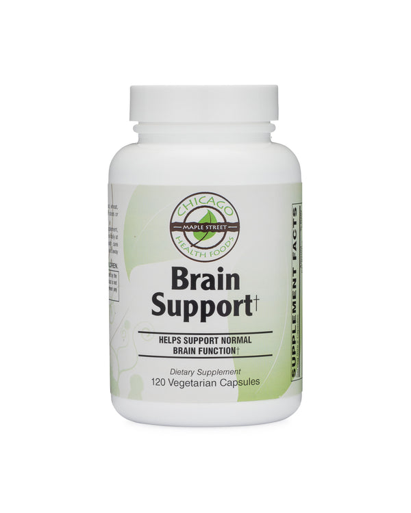 Brain support-supplement-Chicago-Health-Foods