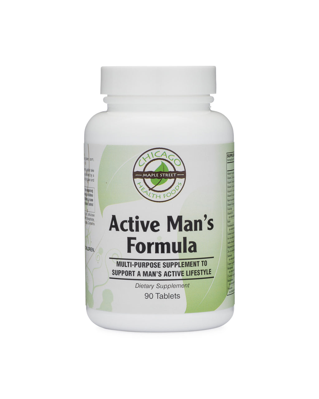Chicago Health Foods Active Men's Formula Multi-Purpose Supplement