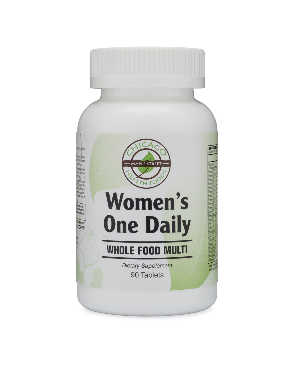 Chicago Health Foods Women's One Daily Multivitamin