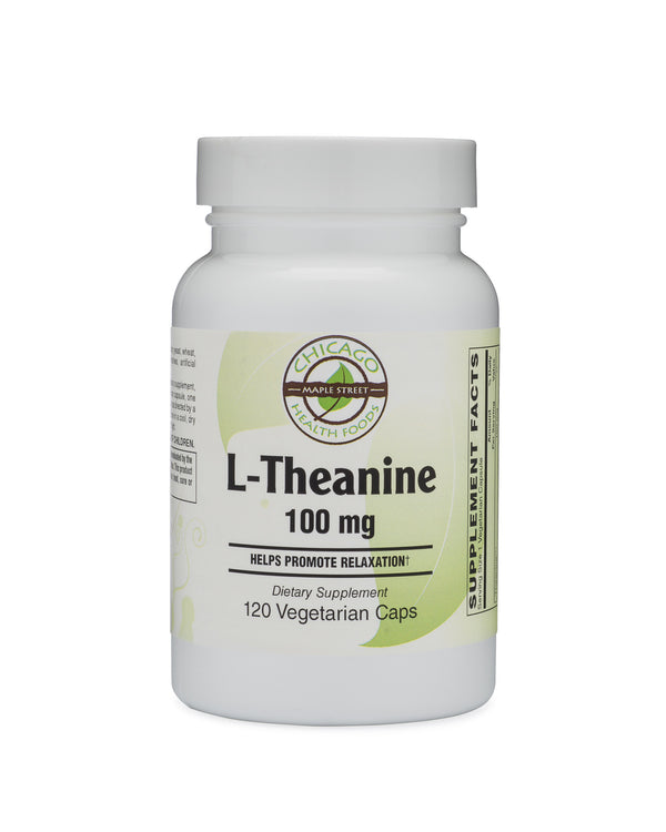 L-Theanine-supplement-Chicago-Health-Foods