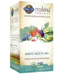 mykind Organics Men's Multi 40+