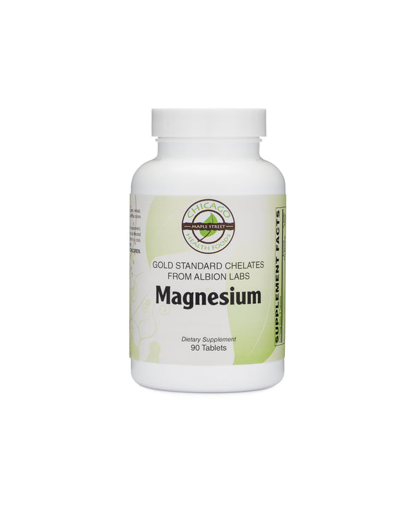 Magnesium amino chelates-supplement-Chicago-Health-Foods