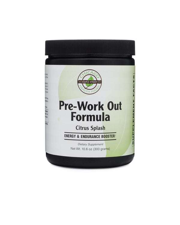 Pre-Work Out Formula-supplement-Chicago-Health-Foods