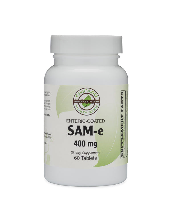Sam-e 400mg-Chicago-Health-Foods