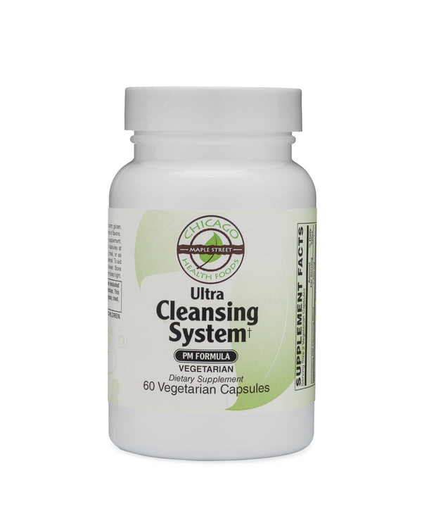 Ultra Cleansing System PM-supplement-Chicago-Health-Foods