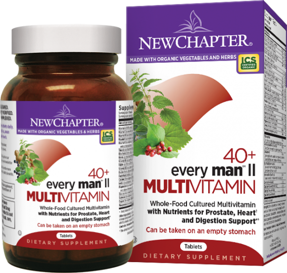 Every Man II 40+ Multivitamin