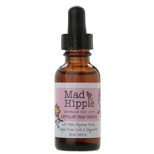 Exfoliating Serum Natural Serum with Alpha Hydroxy Acids, Peptides & Apple Stem Cells
