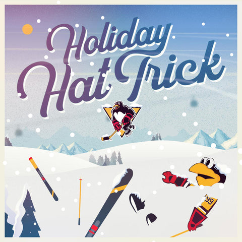 2019-20 HOLIDAY HAT TRICK - BLUE