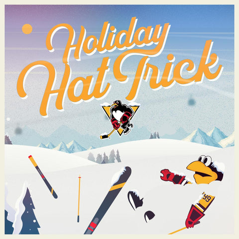 2019-20 HOLIDAY HAT TRICK - GOLD