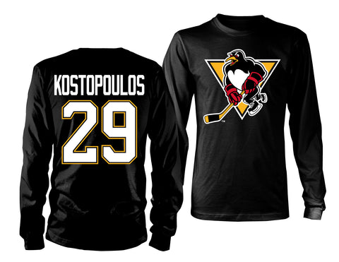 KOSTOPOULOS long sleeve t shirt