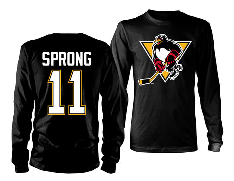 Sprong l/s tshirt