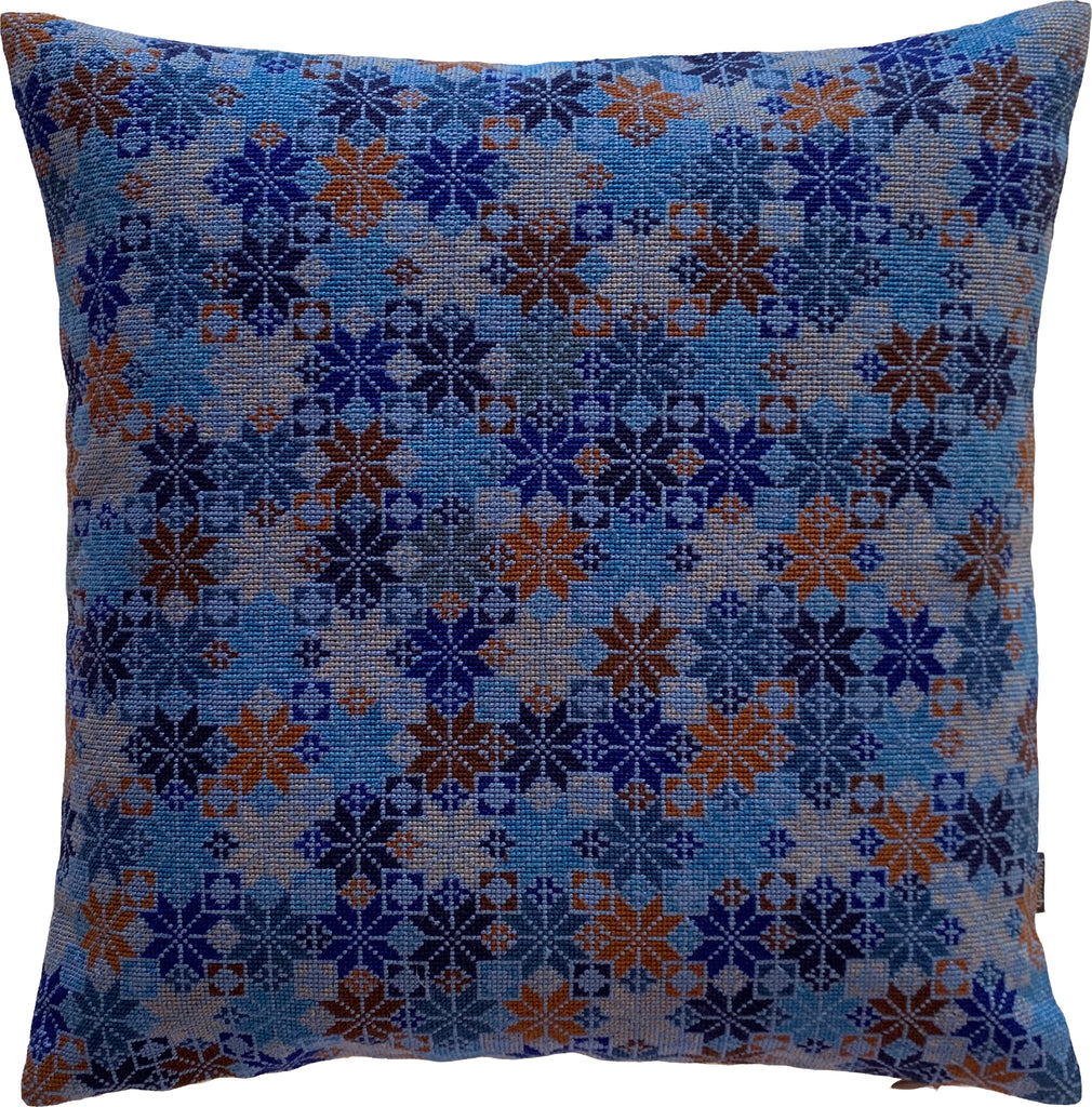 Star of Bethlehem - Indigo & Brown
