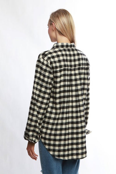 talk of the town flannel