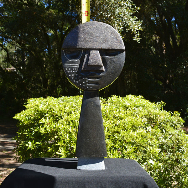 """Bright Future"" Shona Sculpture"