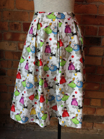 Beatrice Skirt Size 8