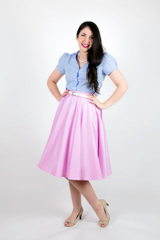 Sandy Swing Skirt - Blossom