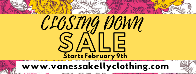 Vanessa Kelly Clothing