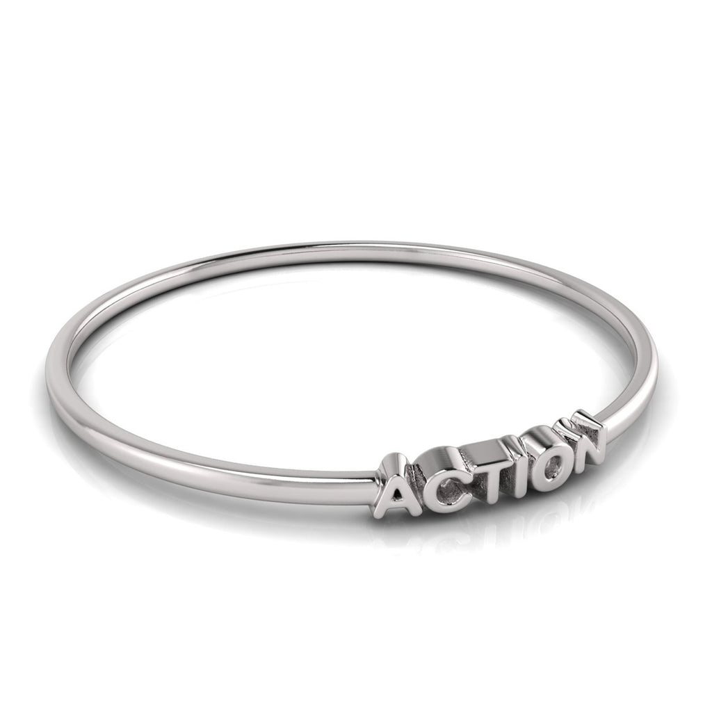 love letters ACTION bangle