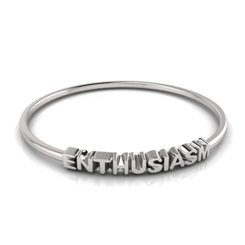 love letters ENTHUSIASM bangle