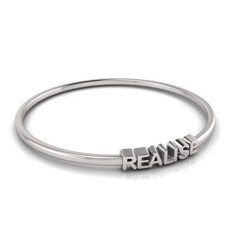 love letters REALISE bangle