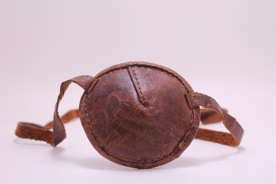 Eyepatch - Round - Rustic