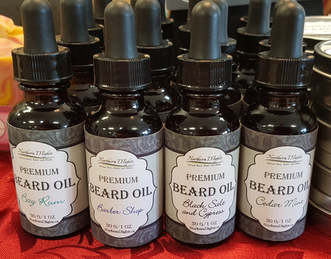 Premium Beard Oil - Northerndlights
