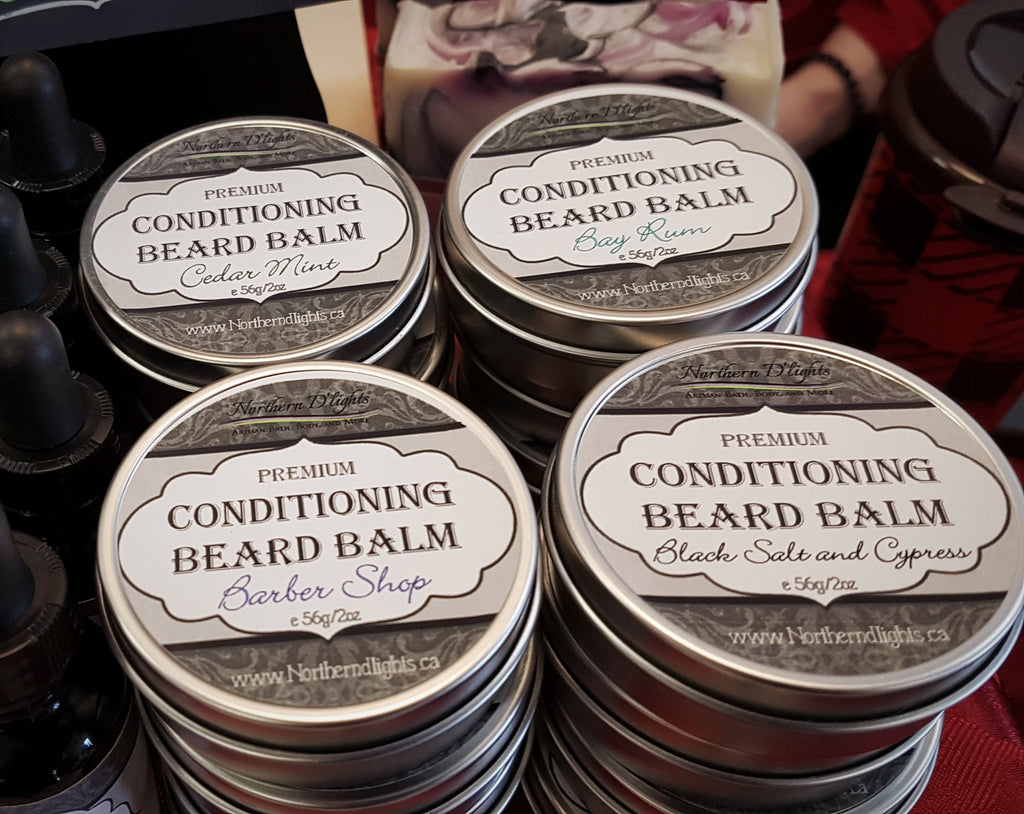 Conditioning Beard Balm - Northerndlights