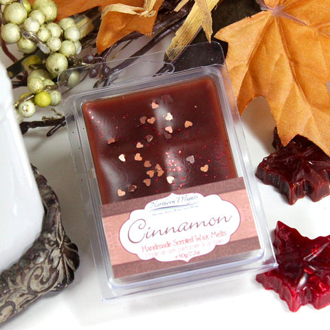 Cinnamon Wax Melts - Northerndlights