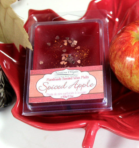 Spiced Apple Wax Melts