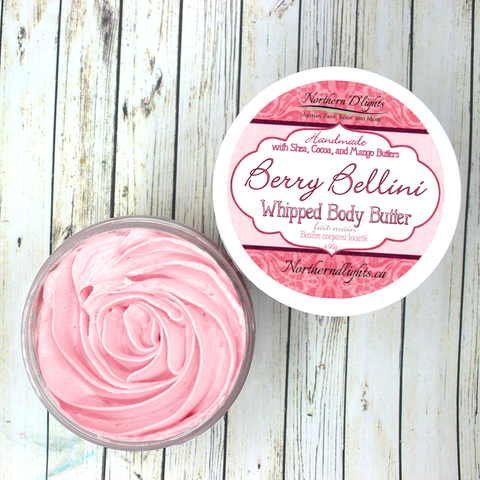 Berry Bellini Whipped Body Butter - Northerndlights