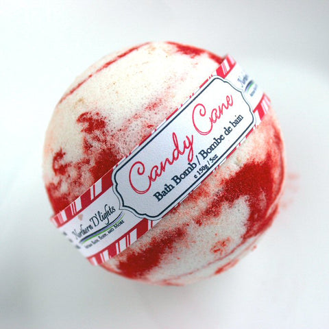 Candy Cane Bath Bomb *SALE*