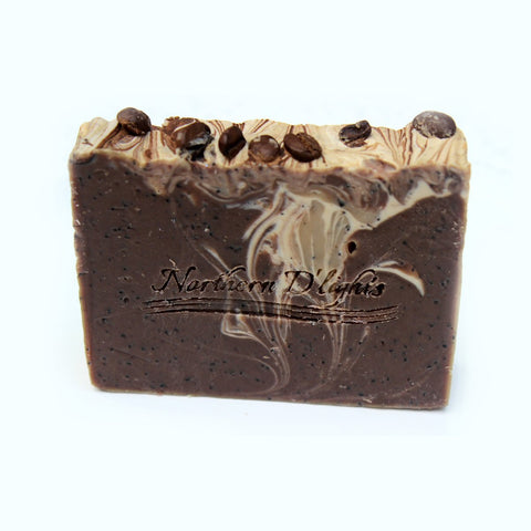 Coffee Spice Exfoliating Soap