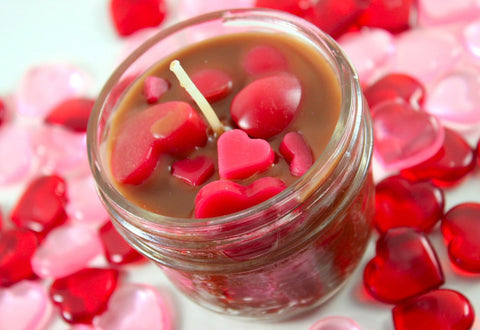 Chocolate Strawberry Jar Candle - 04oz *Limited Edition*