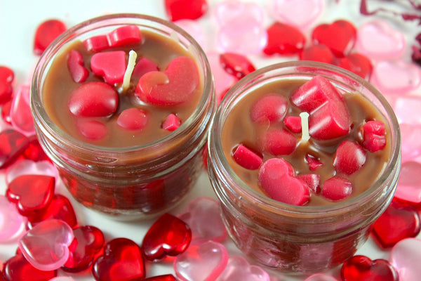 Chocolate Strawberry Jar Candle - 04oz *Limited Edition* - Northerndlights