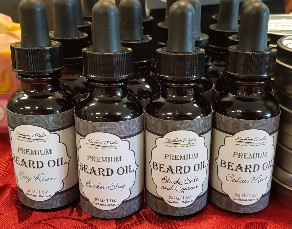 Premium Beard Oil, Gift for Men, Stocking Stuffer for Dad, gift under 20 - Northerndlights