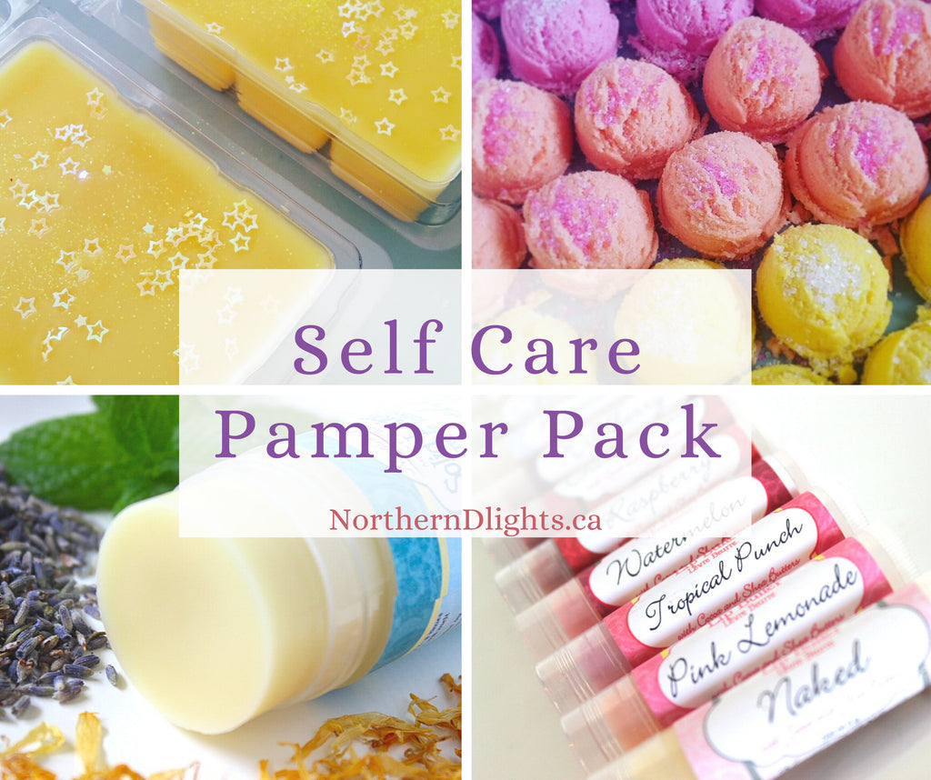 Self Care Pack - Pamper Spa Set - Gift for Her - Relaxation Spa Set - Northerndlights