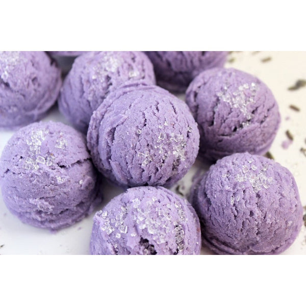Lilac Bubble Bath Truffles - Northerndlights