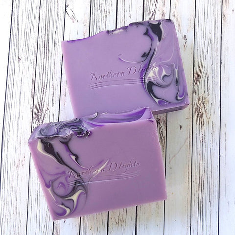 Artisan Lavender Soap - Northerndlights