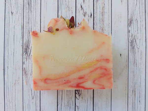 Artisan Rose Soap - Northerndlights