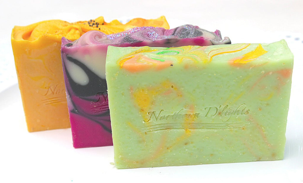 Artisan Soap Bundles - Northerndlights