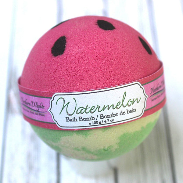 Watermelon Bath Bomb - Northerndlights
